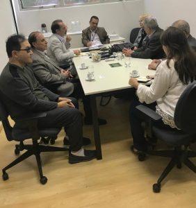 Reunião Escola de Negócios-projeto SEBRAESP